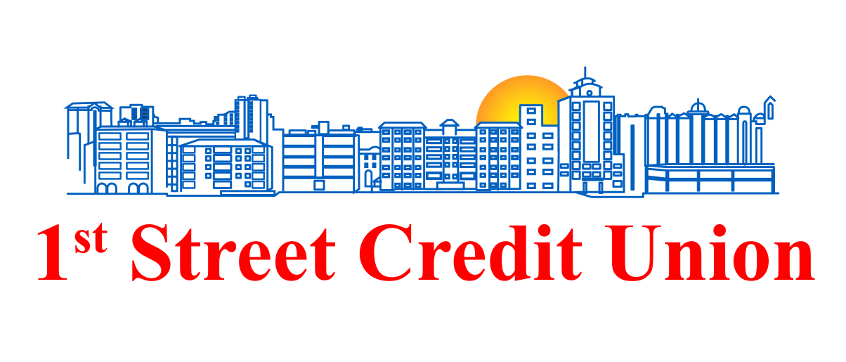 1st Street Credit Union Logo