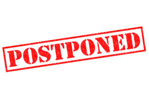 Postponement of the Credit Union's Annual Meeting