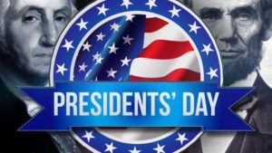 Image of Presidents Washington and Lincoln